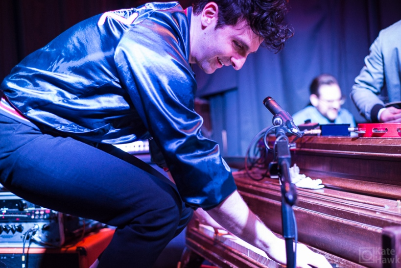 Low Cut Connie performing at MOTR