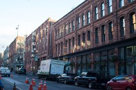 More of the late 1800's early 1900's Seattle architecture.