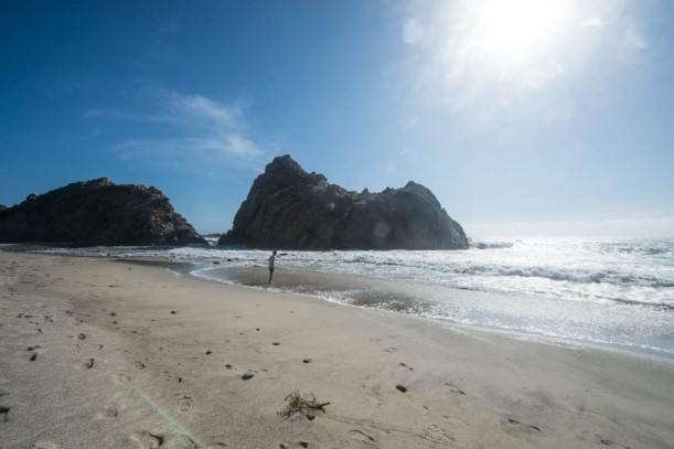Pfeiffer Beach Big Sur California