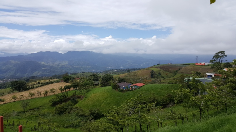 Costa Rican farms