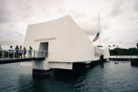 Pearl Harbor, Buddhist temple & misc sights - Oahu