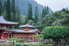 Buddhist temple - Oahu
