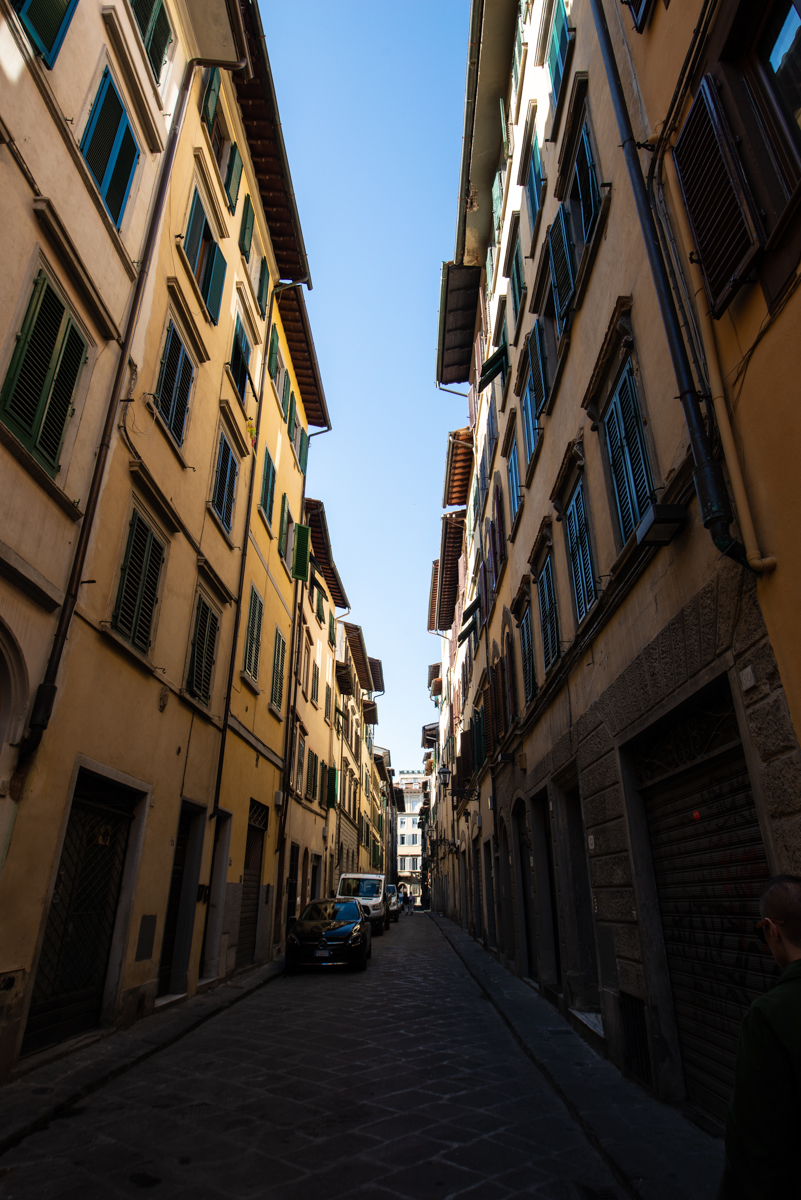 Another Random Street in Florence