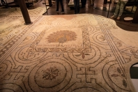 Floor of the old Duomo